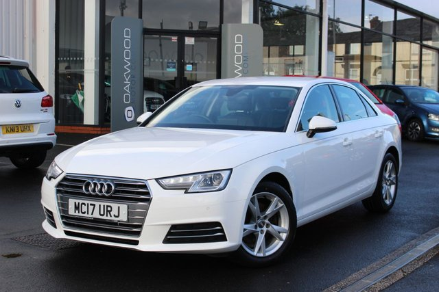 USED 2017 17 AUDI A4 1.4 TFSI Sport Leather (s/s) 4dr