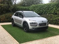 USED 2014 64 CITROEN C4 CACTUS 1.6 BLUEHDI FEEL 5d 98 BHP An Economical City Car with Free Road Tax, Distinctive Styling and Lots of Practical Features. Presented in Silver with Gloss Black Alloy Wheels, Black Roof Rails and Contrasting Air Bump Panels. It comes with a Smart Interior Cloth Trim with ISofix Anchorage Points in the Rear and a Decent Size Boot with Individually Folding Rear Seats for Additional Capacity. Features Include Bluetooth Connectivity, DAB Radio, 7 Inch Touch Screen, On-Board Computer, Electrically Adjustable Door Mirrors...