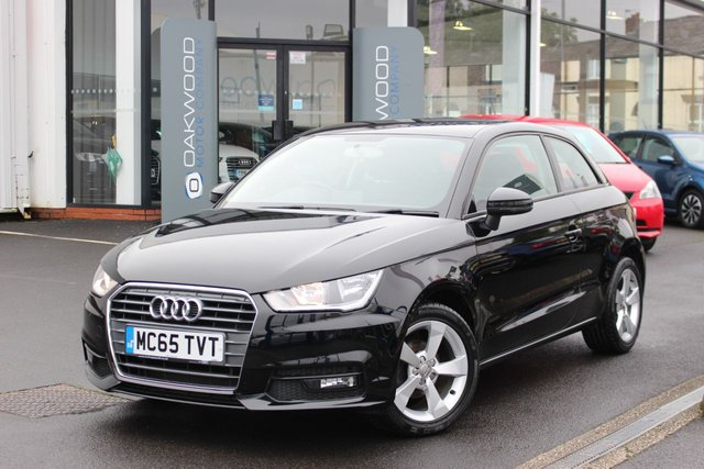 USED 2015 65 AUDI A1 1.0 TFSI Sport (s/s) 3dr