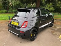 USED 2017 67 ABARTH 595 1.4 595 COMPETIZIONE 3d 177 BHP £1575 OF FACTORY OPTIONS