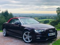 USED 2014 64 AUDI A5 2.0 TDI S LINE SPECIAL EDITION 2d 175 BHP
