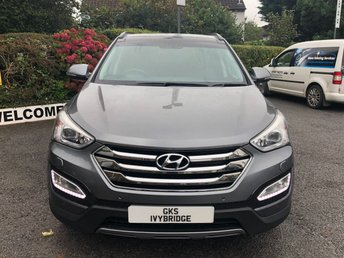 HYUNDAI SANTA FE at GKS Car Sales