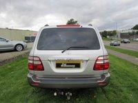 USED 2004 04 TOYOTA LAND CRUISER AMAZON  4.2 TD 5d AUTO 201 BHP A 1 OFF LANDCRUSIER AMAZON