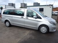 2016 MERCEDES-BENZ VITO 2.1 114 BLUETEC TOURER PRO 9 SEATER, 136 BHP [EURO 6] £SOLD