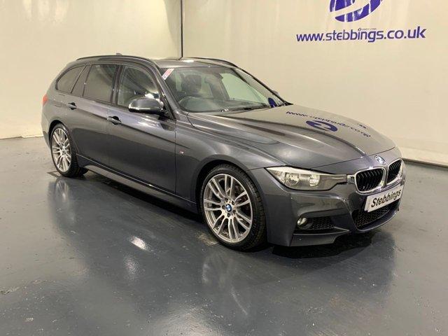 2015 15 BMW 3 SERIES 2.0 320D M SPORT TOURING 5d 181 BHP
