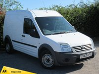 USED 2012 62 FORD TRANSIT CONNECT 1.8 T230 HR VDPF 1d * PANNEL VAN * TOW BAR * NO VAT *