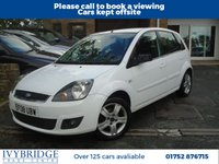 USED 2008 08 FORD FIESTA 1.4 ZETEC CLIMATE TDCI 5d 68 BHP GREAT VALUE+JUNE 2020