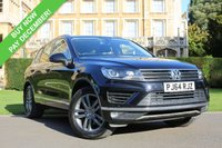 USED 2015 64 VOLKSWAGEN TOUAREG 3.0 V6 SE TDI BLUEMOTION TECHNOLOGY 5d AUTO 259 BHP