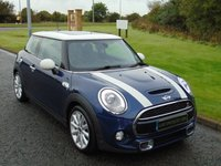 USED 2014 64 MINI HATCH COOPER 2.0 COOPER SD 3d AUTO 168 BHP MEDIA XL, PAN ROOF, REAR CAM