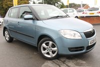 USED 2008 08 SKODA FABIA 1.2 LEVEL 2 HTP 5d 68 BHP MEGA LOW MILES - ONLY 2 OWNERS - SERVICE HISTORY