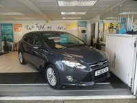 2011 FORD FOCUS 1.6 ZETEC 5d 124 BHP SOLD