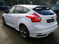 USED 2013 63 FORD FOCUS 2.0L ST-3 5d 247 BHP