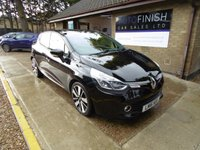USED 2016 16 RENAULT CLIO 1.5 DYNAMIQUE S NAV DCI 5d 89 BHP