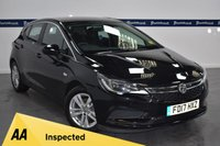 USED 2017 17 VAUXHALL ASTRA 1.6 DESIGN CDTI ECOFLEX S/S 5d 110 BHP (ONLY 11,000 MILES)