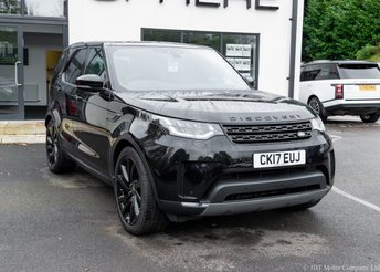 2017 LAND ROVER DISCOVERY 3.0 TD6 HSE 5d AUTO 255 BHP £37890.00
