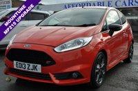 2013 FORD FIESTA 1.6 ST-2 3d 180 BHP £7995.00