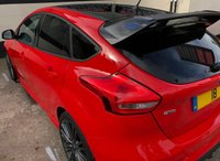 USED 2018 18 FORD FOCUS RS 'RED EDITION' 2.3 5DR MOUNTUNE FPM375, WARRANTY UNTIL MARCH 2023 1 OWNER, FFSH & DOOR PROTECTORS