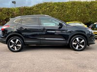 USED 2016 16 NISSAN QASHQAI 1.2 DIG-T N-CONNECTA 5d WITH SAT NAV AND REVERSING CAMERA  NO DEPOSIT  PCP/HP FINANCE ARRANGED, APPLY HERE NOW