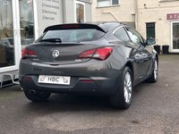 USED 2012 62 VAUXHALL ASTRA 2.0 GTC SRI CDTI 3d 162 BHP FINANCE DECISIONS IN 60 SECONDS...