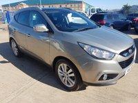 USED 2011 11 HYUNDAI IX35 2.0 PREMIUM CRDI 4WD 5d 134 BHP