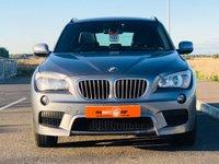 USED 2011 11 BMW X1 2.0 XDRIVE23D M SPORT 5d AUTO 201 BHP FSH HUGE SPEC SAT NAV VGC A/C