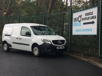 USED 2017 67 MERCEDES-BENZ CITAN 1.5 109 CDI BLUEEFFICIENCY 90 BHP