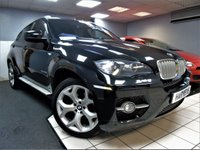 USED 2008 08 BMW X6 3.0 XDRIVE30D 4d AUTO 232 BHP