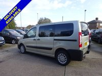 USED 2015 15 PEUGEOT EXPERT 2.0 HDI TEPEE COMFORT L1 5d 163 BHP WHEELCHAIR ACCESS 4 SEATS