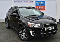 USED 2016 65 MITSUBISHI ASX 2.3 DI-D ZC-H 5d 147 BHP ***ONE OWNER FROM NEW***