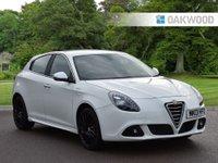 2013 ALFA ROMEO GIULIETTA 1.6 JTDM-2 SPORTIVA 5d 105 BHP £6995.00
