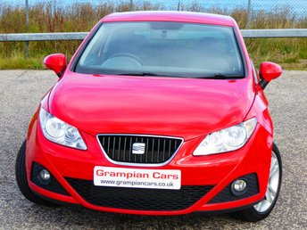 2011 SEAT IBIZA 1.4 CHILL 3d 85 BHP £3995.00