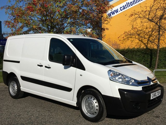 2016 66 CITROEN DISPATCH 1.6 1000 L1H1 ENTERPRISE HDI 90 BHP A/C+ NAV
