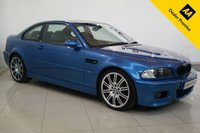 2004 BMW M3 3.2 M3 SMG 2d 338 BHP £11950.00