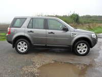 USED 2009 09 LAND ROVER FREELANDER 2.2 TD4 E GS 5d 159 BHP