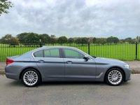 USED 2018 18 BMW 5 SERIES 2.0 520D SE EFFICIENTDYNAMICS 4d AUTO 188 BHP