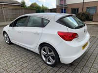 USED 2015 64 VAUXHALL ASTRA 1.4L LIMITED EDITION 5d 140 BHP Leather Interior, Low Mileage, Warranty, Finance, NEW MOT