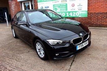 2016 BMW 3 SERIES 2.0 320D ED PLUS 4d AUTO 161 BHP £10499.00