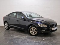 2015 VOLVO S60 2.0 D3 BUSINESS EDITION 4d 148 BHP £7395.00
