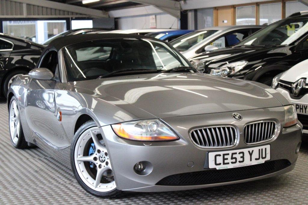 USED 2003 53 BMW Z4 3.0 Z4 ROADSTER 2d 228 BHP