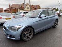 USED 2013 62 BMW 1 SERIES 116D SPORT FIVE DOOR 2.0 114 BHP