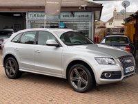 2012 AUDI Q5 2.0TDI QUATTRO S LINE 5d 168 BHP £13995.00