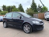 2012 VOLKSWAGEN GOLF PLUS 1.6 SE TDI 5d 103 BHP WITH ONE PRIVATE OWNER FROM NEW, FULL SERVICE HISTORY £5500.00