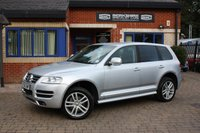 USED 2006 56 VOLKSWAGEN TOUAREG 3.0 V6 TDI ALTITUDE 5d AUTO 221 BHP Full Service History! 2 Owners! Sat Nav!