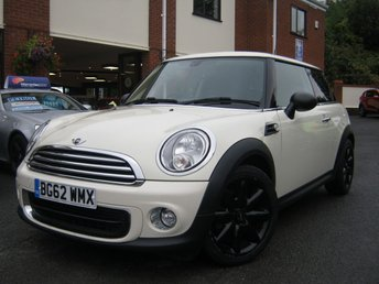 2012 MINI ONE One Pepper Pack £SOLD