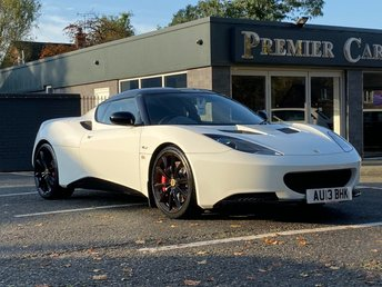 View our LOTUS EVORA