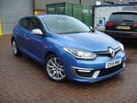 USED 2015 15 RENAULT MEGANE 1.5 GT LINE NAV DCI 5d 110 BHP EURO 6 ANY PART EXCHANGE WELCOME, COUNTRY WIDE DELIVERY ARRANGED, HUGE SPEC