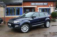 USED 2014 14 LAND ROVER RANGE ROVER EVOQUE 2.2 SD4 PRESTIGE LUX 5d 190 BHP 1 OWNER FROM NEW! FULL SERVICE HISTORY! LUX PACK!