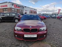 USED 2011 61 BMW 1 SERIES 2.0 120d M Sport 2dr 1YR MOT+2 OWNERS+M SPORT COUPE