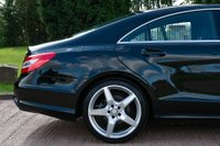 USED 2012 62 MERCEDES-BENZ CLS CLASS 3.0 CLS350 CDI BlueEFFICIENCY AMG Sport 7G-Tronic Plus 4dr NAV+HEATED LEATHER+AA CHECKED