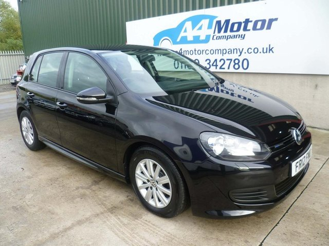 2012 12 VOLKSWAGEN GOLF 1.6 TDI BlueMotion Tech 5dr